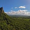 Mt Crookneck & Mt Beerwah