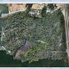 49 hectare site orthophoto output as a Google Earth file