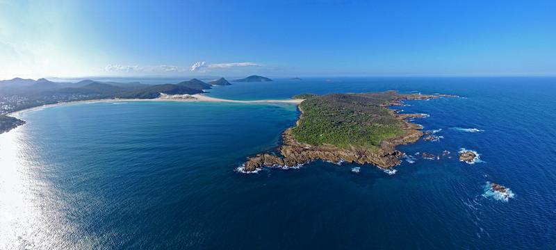 Fingal Bay & Fingal Island, Port Stephens