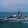 HMAS Parramatta - 118 metres