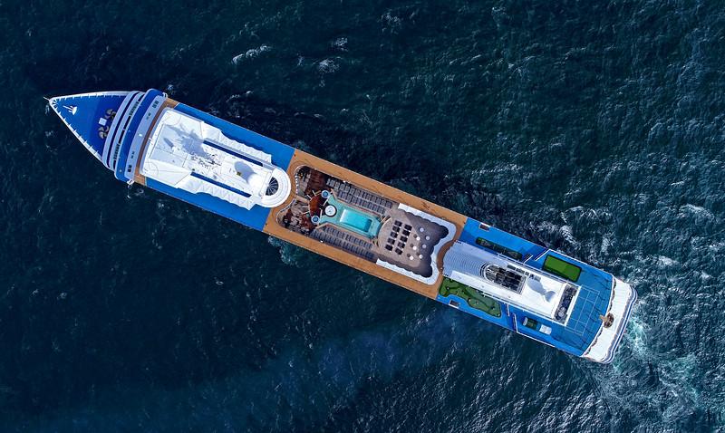 Seven Seas Mariner - 216 metres