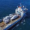 Yacht Express - 209 metres