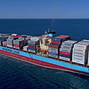 Laust Maersk - 266 metres