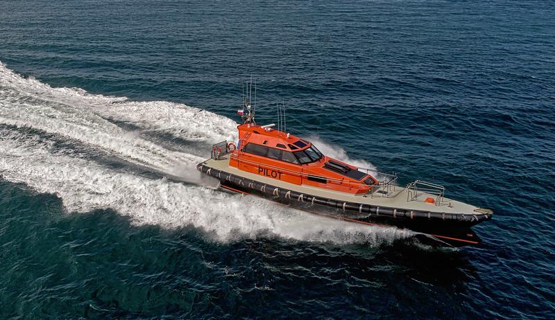 Pilot Vessel Nepean - 18 metres