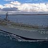 HMAS Sirius - 191 metres
