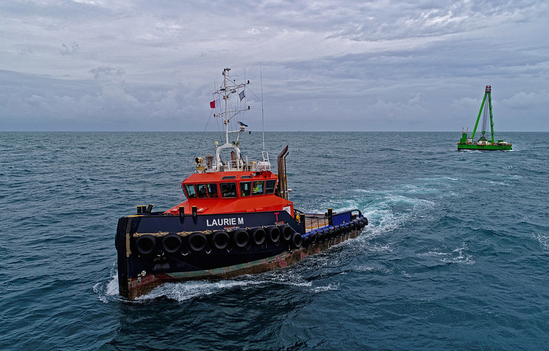 Laurie M - 26 metres