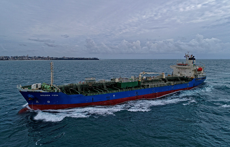 Golden Yosa - 144 metres