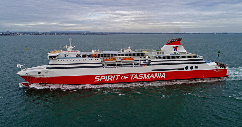 Spirit of Tasmania I - 194 metres