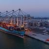 Maersk Virginia - 292 metres
