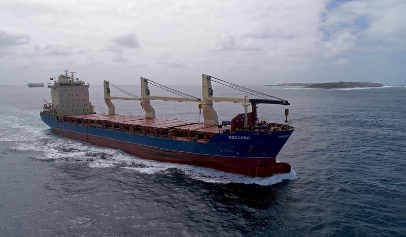 BBC Leda - 145 metres