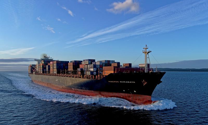 Maersk Surabaya - 333 metres
