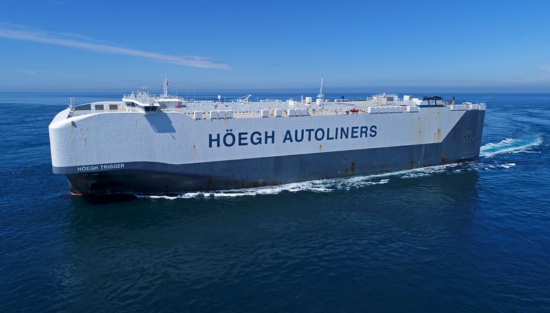 Hoegh Trigger - 200 metres