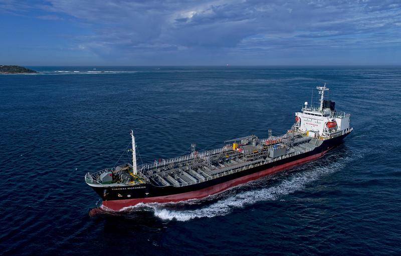 Theresa Micronesia - 120 metres
