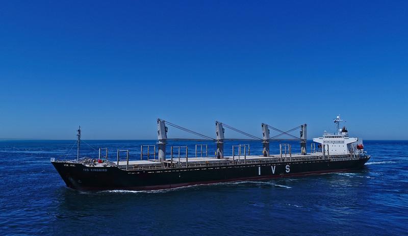 IVS Kingbird - 177 metres