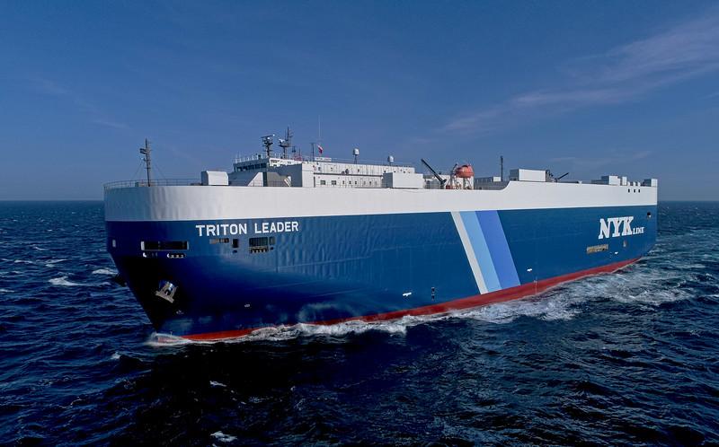 Triton Leader - 200 metres