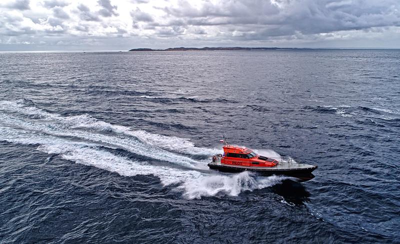 Corsair - 18 metres