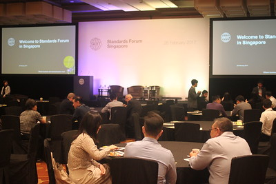 Standards Forum Singapore