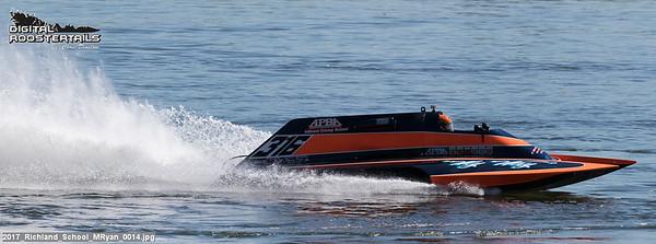 2017 APBA School Boat - Mark Ryan