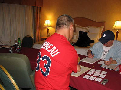 2009 Illowa APBA League Draft Weekend