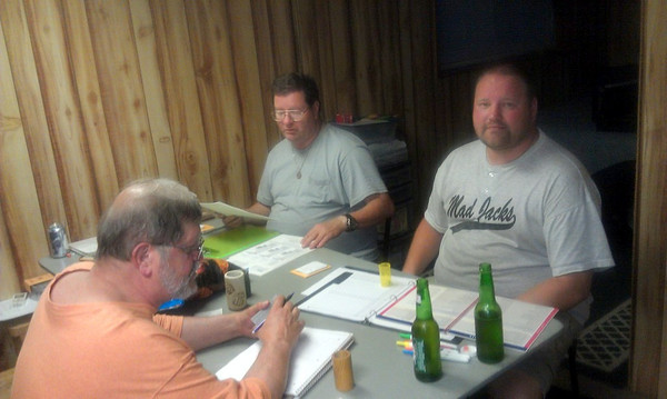 2012 Illowa APBA League West Division Summer Weekend