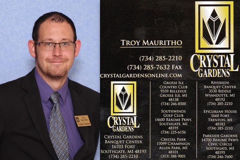 Crystal Gardens - Troy Mauritho 2