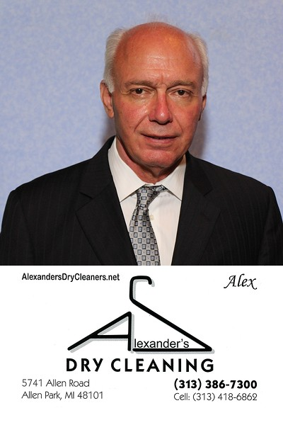 Alexanders Dry Cleaning - Alex