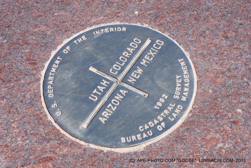 UTAH,COLORADO,NEW MEXICO,ARIZONA , FOUR CORNERS USA