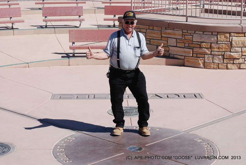 """Four Corners USA The """"Goose"""" APE-photos.com"""
