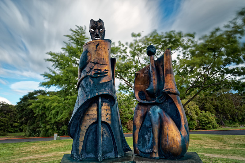 The awesome Waitukei by Lyonel Grant
