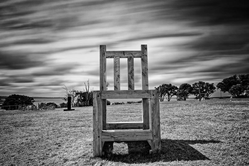 Hi Chair by Mark Cain