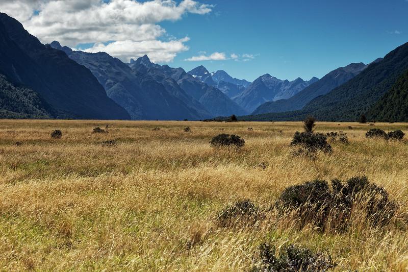 Eglinton Valley,  Fiordland National Park
