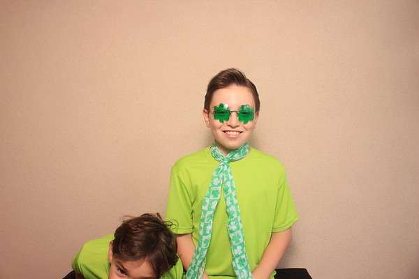 Isaac's St. Patrick's Party