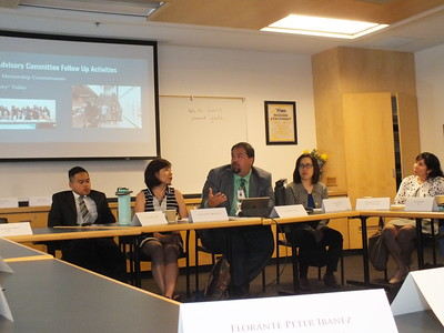 CHANCELLOR'S ADVISORY COMMITTEE ON ASIAN PACIFIC ISLANDER AFFAIRS