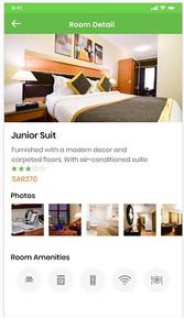 Room details
