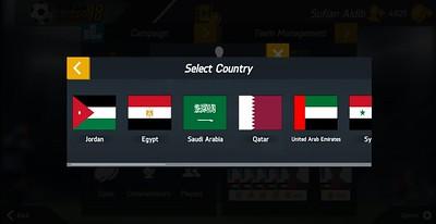 Seleact Country