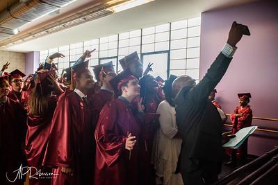 Clissold Elementary Graduation 201960