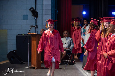 Clissold Elementary Graduation 201966