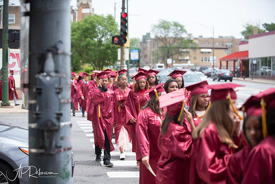 Clissold Elementary Graduation 201938