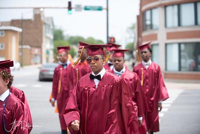 Clissold Elementary Graduation 201949