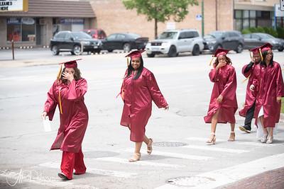 Clissold Elementary Graduation 201923