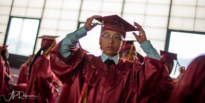 Clissold Elementary Graduation 201955