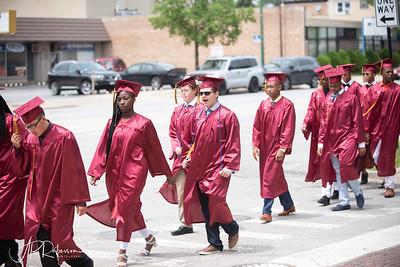 Clissold Elementary Graduation 201933