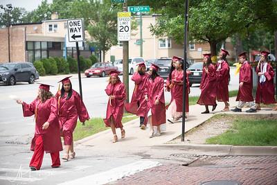 Clissold Elementary Graduation 201922
