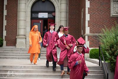 Clissold Elementary Graduation 201913