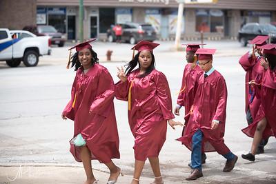 Clissold Elementary Graduation 201932