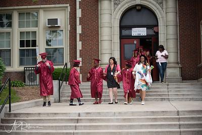 Clissold Elementary Graduation 20192