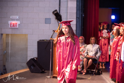 Clissold Elementary Graduation 201971