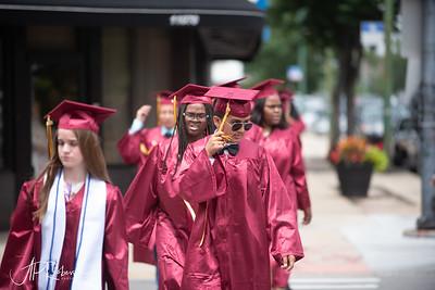 Clissold Elementary Graduation 201945