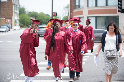 Clissold Elementary Graduation 201947