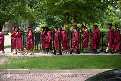 Clissold Elementary Graduation 201928
